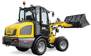 Wacker Neuson WL38-F Fertilizer Special Wheel Loader