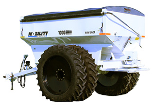 Mobility 10 Ton Dry Fertilizer Spreader
