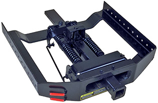 Quic 'n Easy Receiver Hitch from United Truck Parts