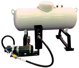 FEI Propane Dispenser Tank Leg Kit