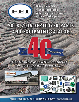 2018-2019 Fertilizer Parts and Equipment Catalog